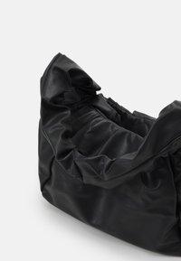 Monki - STELLA BAG VEGAN - Handbag - black - 3