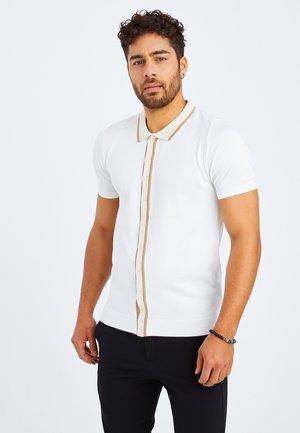 Shirt - ecruweiß