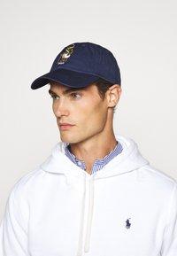 Polo Ralph Lauren - UNISEX - Caps - boathouse navy - 0