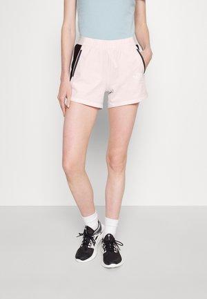 GLACIER SHORT - Sports shorts - light pink/black