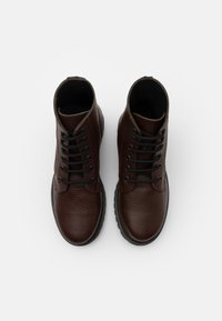 DECHASE - KEFF UNISEX - Lace-up ankle boots - brown - 3