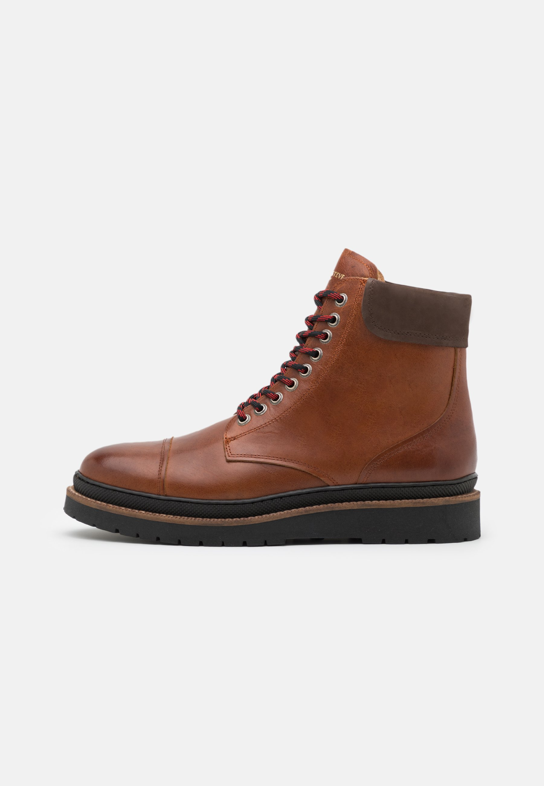 Men HILL - Lace-up ankle boots