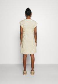 Minimum - TYSEA - Sukienka letnia - beige - 2