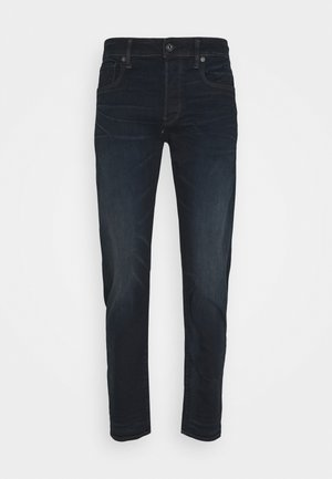 3301 SLIM - Slim fit jeans - lor superstretch - dk aged