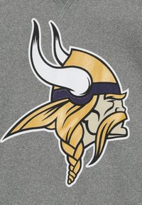 Nike Performance - NFL MINNESOTA VIKINGS LOGO HOODIE - Club wear - court purple - 4