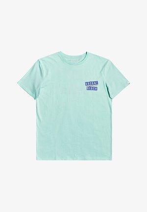 Print T-shirt - beach glass