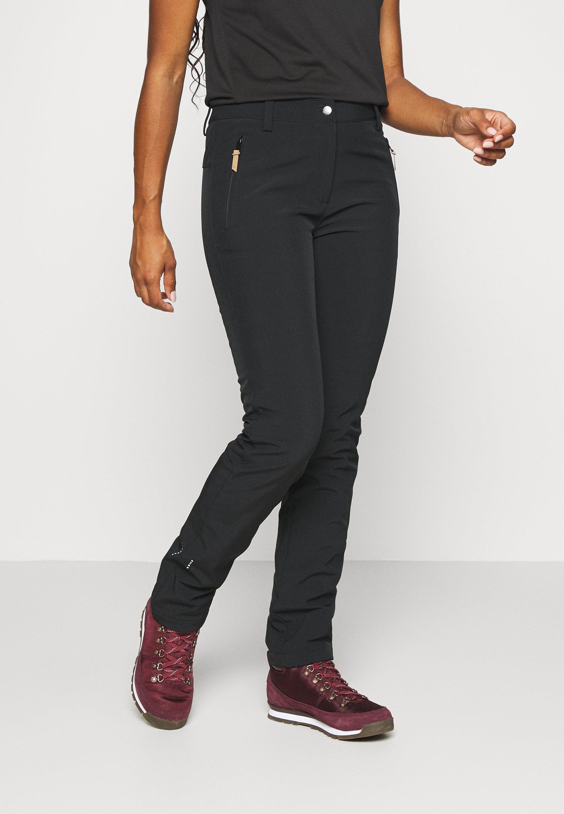 Mujer ARGONIA - Pantalones montañeros largos