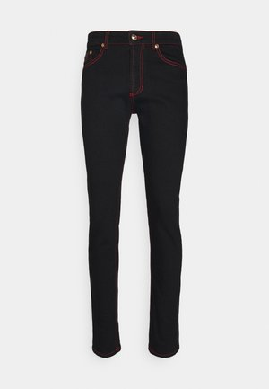 COAL - Slim fit jeans - black