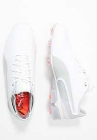Puma Golf - IGNITE PROADAPT - Golfskor - white/gray violet - 1