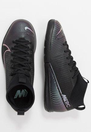 MERCURIAL JR 7 ACADEMY IC UNISEX - Indoor football boots - black