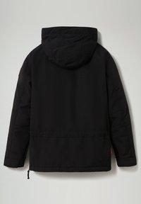 Napapijri - SKIDOO  - Veste coupe-vent - black 041 - 7