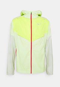 WINDRUNNER - Sports jacket - lime ice/light lemon twist/silver
