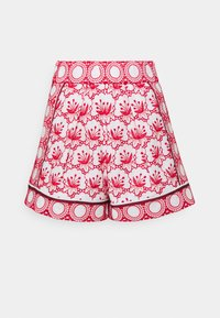 maje - IOLI - Shorts - rouge - 4