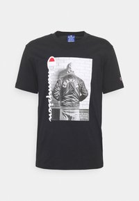 Champion Rochester - CREWNECK - Print T-shirt - black - 5