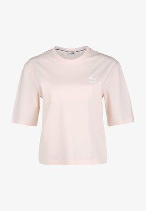 GRAPHIC - T-shirt print - rosewater