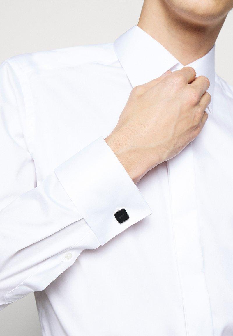 HUGO - Cufflinks - black