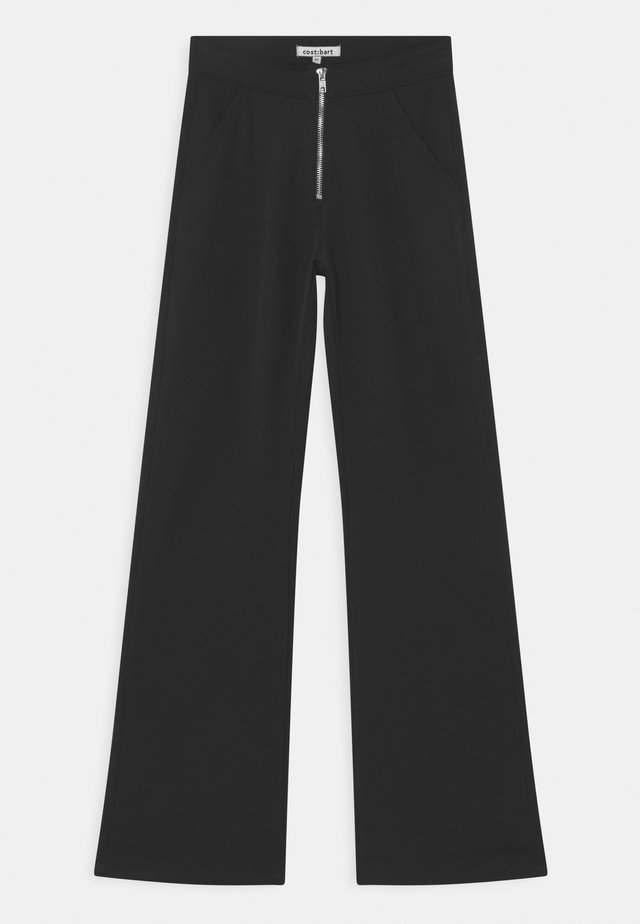 KYLIE FLARED  - Trousers - black