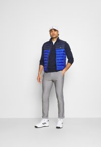 Polo Ralph Lauren Golf - FILL VEST - Waistcoat - royal blue/french navy - 1