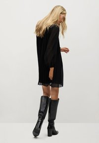 Mango - LACITO - Day dress - black - 2
