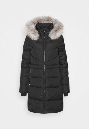 PADDED COAT - Winter coat - black