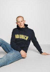 Hoodrich - Hoodie - navy/yellow - 4