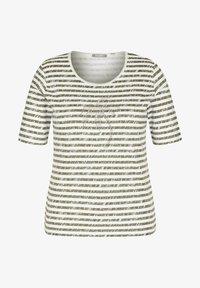 Rabe 1920 - Print T-shirt - green/ off-white - 0
