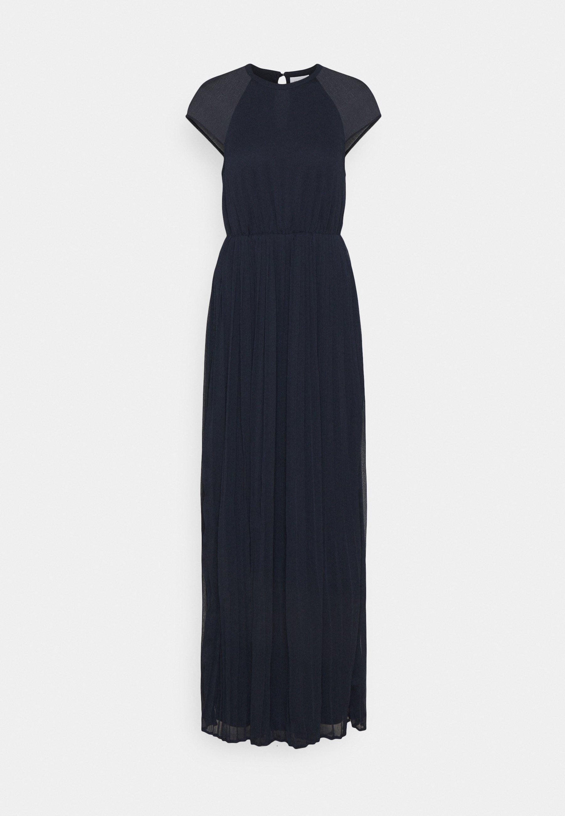 Femme VIKALINA PLISSE MAXI DRESS - Robe de cocktail
