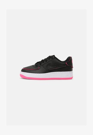 AF1/1 BG UNISEX - Sneakers laag - black/hyper pink