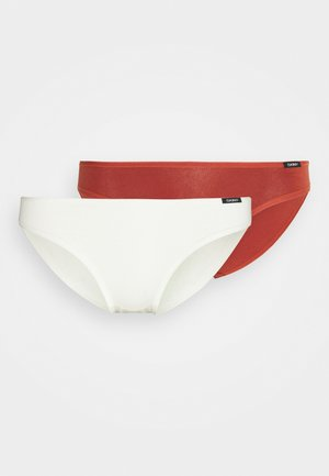 RIO ADVANTAGE 2 PACK  - Briefs - burntred