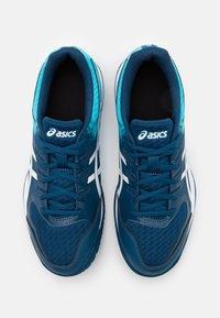 ASICS - GEL-ROCKET 9 - Volleyball shoes - mako blue/white - 3