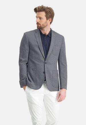 Blazer jacket - midnight greige