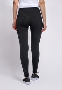 Hummel - HMLZILLE - Leggings - black - 2