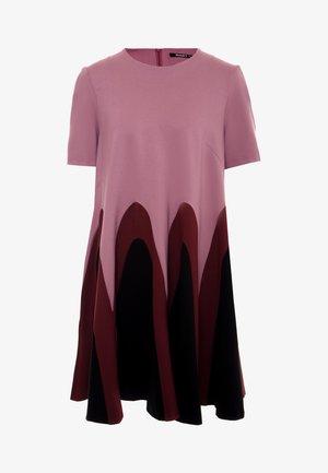 Vestito estivo - pink schwarz