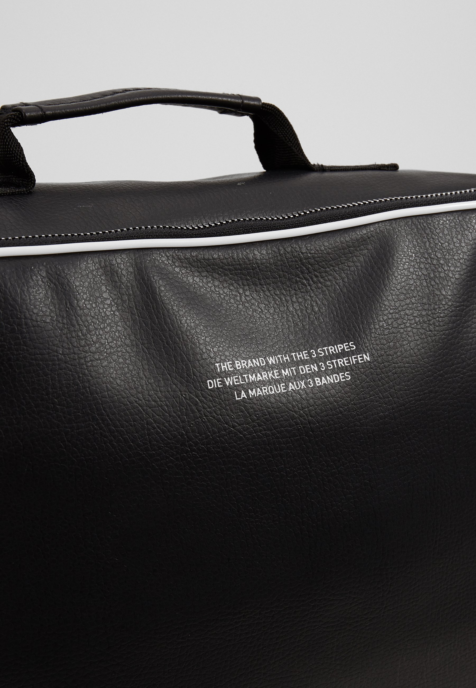 adidas Originals VINT AIRLINER - Sac bandoulière - black