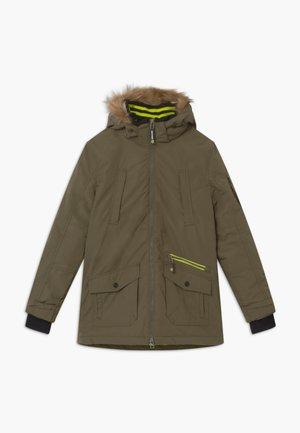 BANTRY BYS - Zimní bunda - khaki