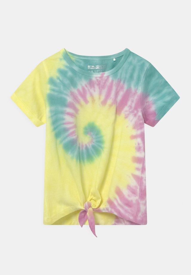 KID - T-shirt print - lavendel