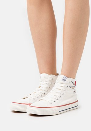 EXCLUSIVE COLLECTOR LOONEY - Zapatillas altas - white