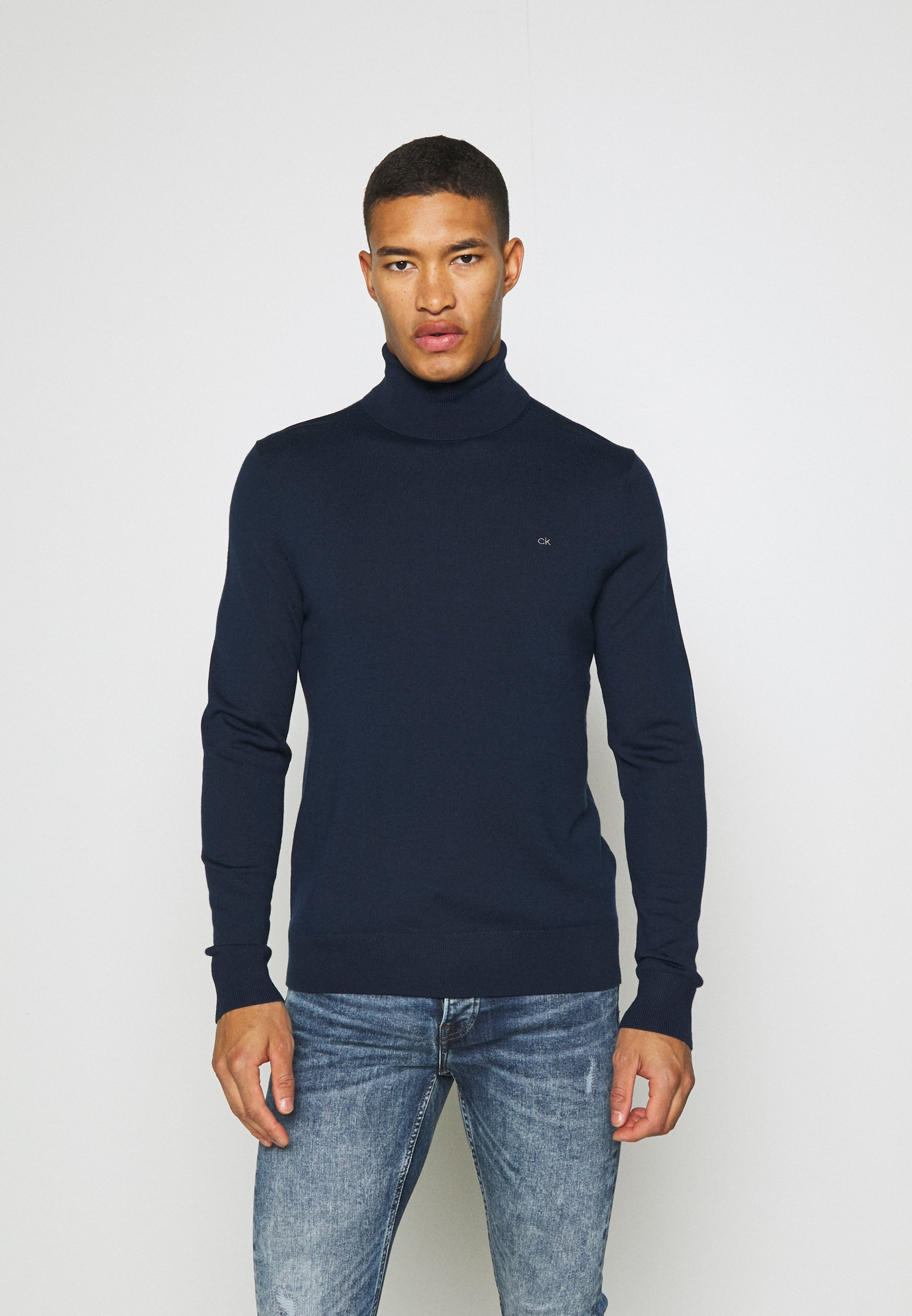 Homme SUPERIOR TURTLE SWEATER - Pullover