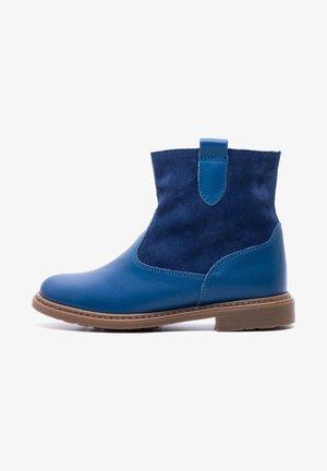 Bottes de neige - bleu