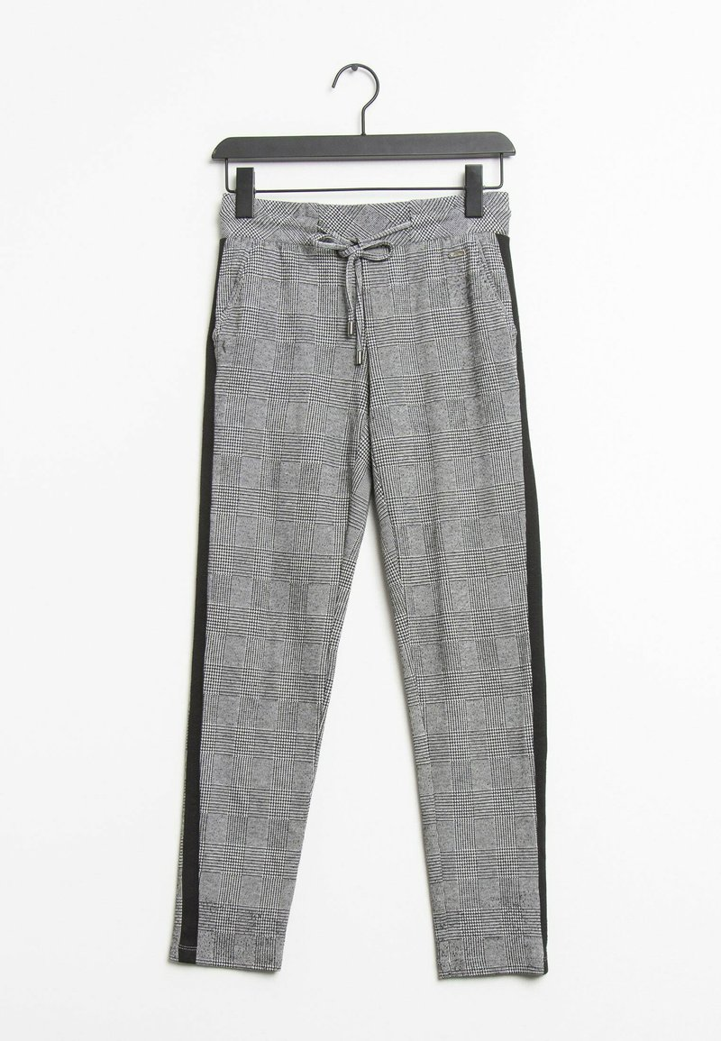 Street One - Tracksuit bottoms - grey