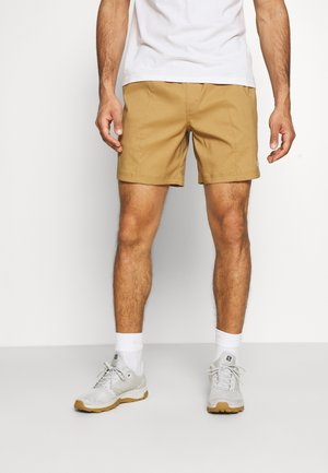 CLASS PULL ON SHORT - Sports shorts - utility brown