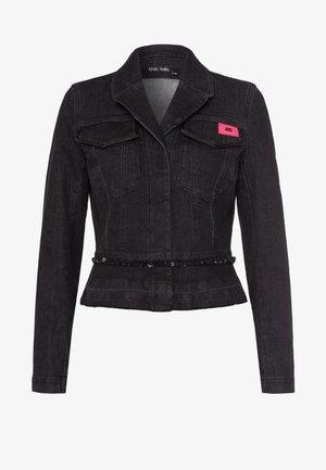 Denim jacket - iron denim varied