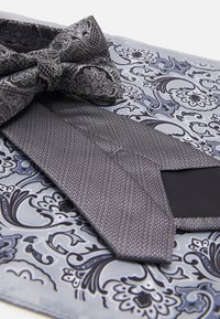 Burton Menswear London - SET - Tie - grey - 4