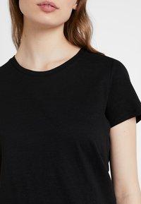 Cotton On - THE CREW - Basic T-shirt - black - 4