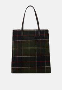 Barbour - TAIN TARTAN SHOPPER - Tote bag - classic - 1