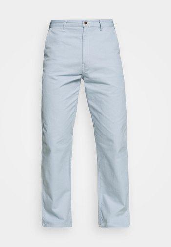 WOLVERTON  - Trousers - fog blue