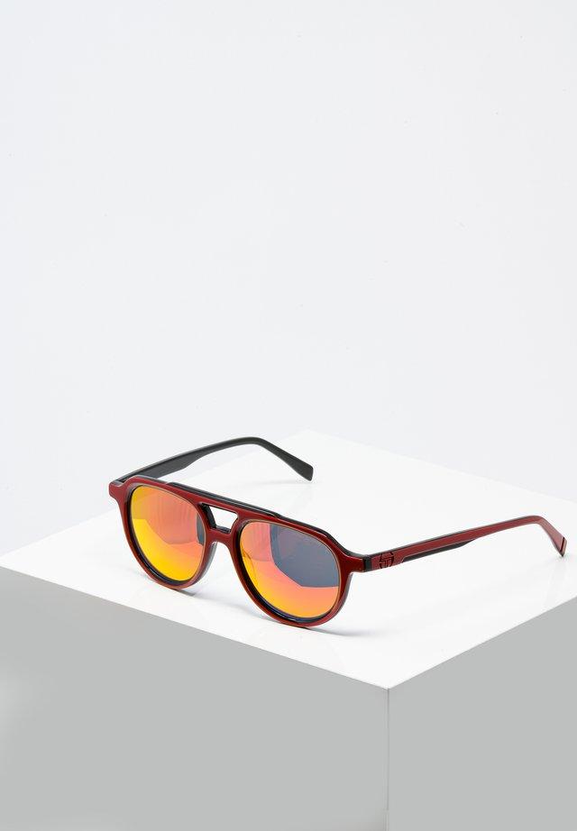 Occhiali da sole - red/black
