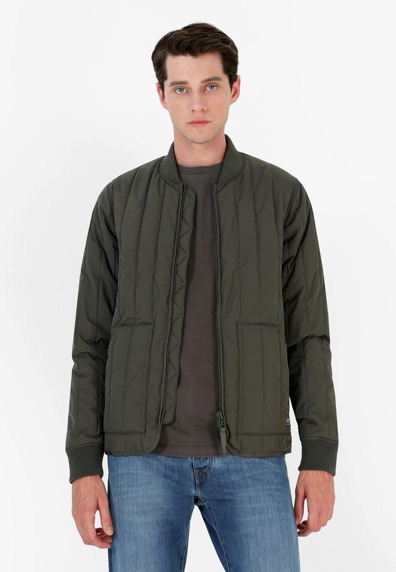 Scalpers - Bomber Jacket - khaki