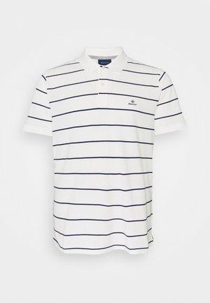 BRETON RUGGER - Polo shirt - eggshell