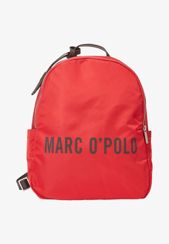 BACKPACK - Rucksack - red